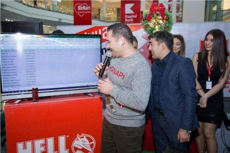 """""""Hell"""" yarışının qalibi """"iPhoneX"""" qazandı – FOTO"""