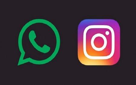 """""""Instagram""""ın funksiyası """"WhatsApp""""a gəlir - Foto"""