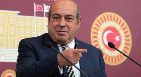 Türkiyədə deputat irqçi açıqlamasına görə siyasətdən getdi