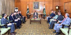 Pakistan Prezidenti: