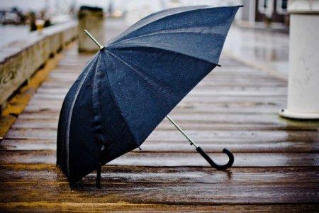 Sabah Bakıda güclü külək əsəcək, yağış yağacaq
