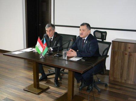 Bakıda Tacikistana həsr olunan tədbir keçirildi - Foto