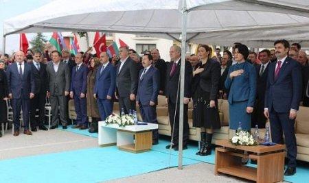 Sakaryada Xocalı parkı və abidəsi açıldı - Foto