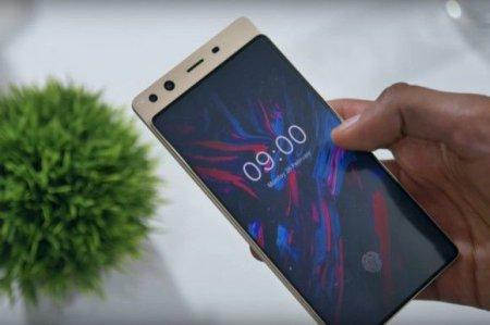 Çərçivəsiz smartfon yaradıldı – VİDEO