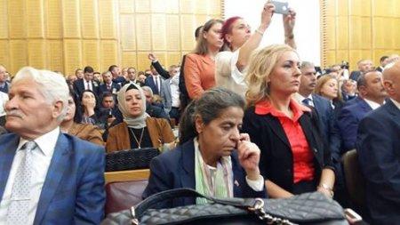 DJB.AZ MHP-nin TBMM QRUP TOPLANTISINDA İŞTİRAK ETDİ