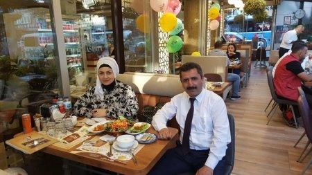 Türkiyənin məşhur ASPOVA restoranı