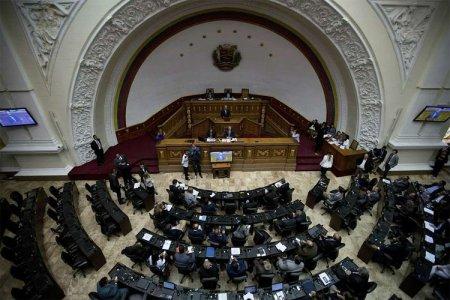 Venesuela parlamenti ölkədə fövqəladə vəziyyət elan edib