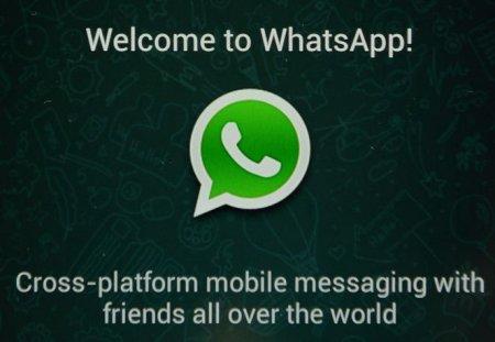 """WhatsApp"" qaraya boyandı"
