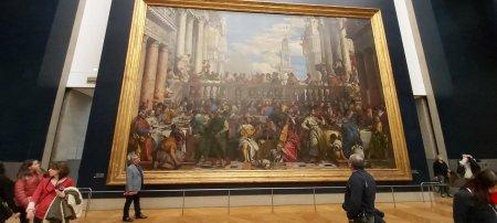 PARİS Louvre Müzesi