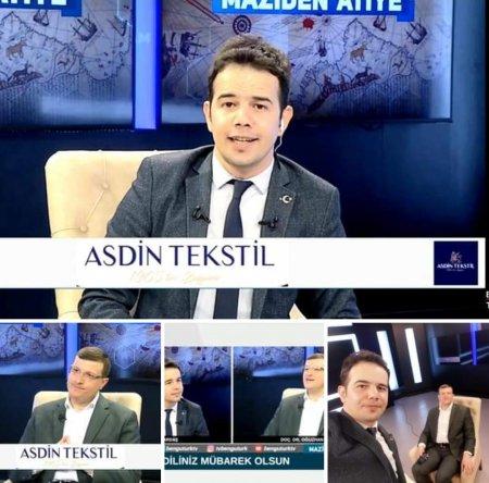 Maziden Atiye Türk Kültüründe Bu Hafta Doç. Dr. Oğuzhan Aydın Ile Miraç'ın Önemi Konuşuldu