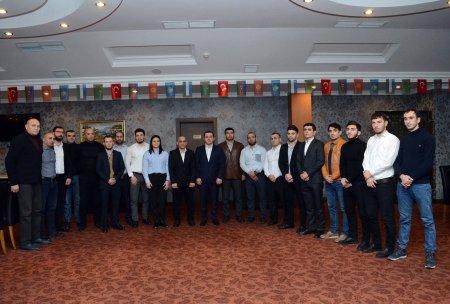 Aqil Acalov Azərbaycan Brazilya Jiu-Jitsu Klubu İctimai Birliyinin prezidenti seçilib